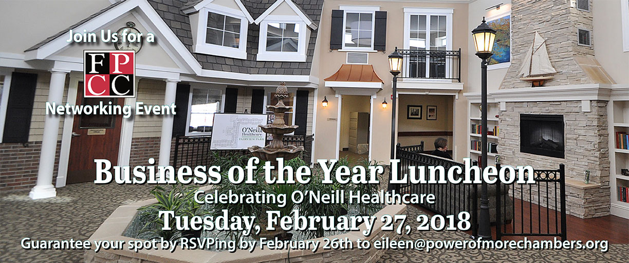 2018 Business of the Year Luncheon